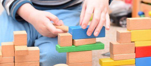 Rätsel: Wörter-Bausteine