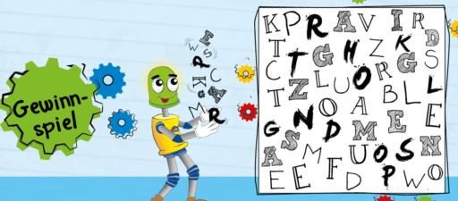 Beitragsbild Gewinnspiel Buchstabensalat